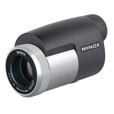 Minox Macroscope™ MS 8x25 ezüst